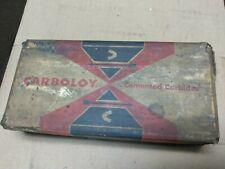 Carboloy Cemented Carbide Square Shank Lathe Cutting Tool 1-1/2