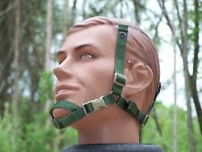 Helmet Chin Strap Kevlar USMC Coyote Green  Military Retention  MICH ACH w P38