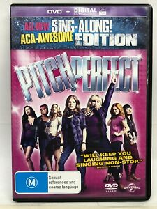 Pitch Perfect - Sing along Edition -  DVD - AusPost with Tracking