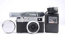 Fujifilm X100V Fuji Camera & Integrated 23mm F2 Lens + 1,400 Shots + WiFi + 4K
