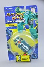 Transformers Machine Wars Mirage MOSC NEW Hasbro Kenner