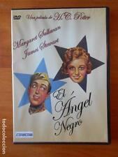 DVD EL ANGEL NEGRO - H. G. POTTER - JAMES STEWART (L4)