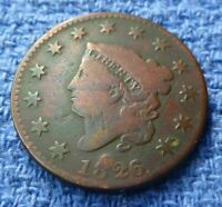 1826 Large Cent   #LC1826BG   Nice Coin