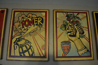 Shepard Fairey - Power and Imperial Glory Set - Fine Art Rare Wood Editions of 2