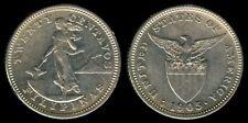 20 Centavos 1905-S US Philippine Coin XF
