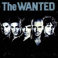 The Wanted - S/T Expanded CD 2012 Island BRAND NEW! Bonus Tracks Self Titled