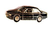 AUTO Pin / Pins - BMW 3er schwarz,von Ende der 80er Jahre [1260]