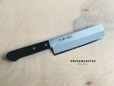 Japanese Nakiri Knife by Fuji Cutlery Made In Japan - Free Us Shipping