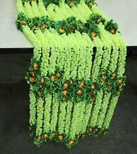 Jasmine Artificial Handmade Garlands 6 Feet Long Decoration Set of 12 Pcs