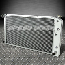 FOR 72-90 CHEVY CHEVELLE/CAPRICE 3-ROW ALUMINUM CORE RACING COOLING RADIATOR