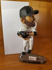 Jim Henderson 2014 Wisconsin Timber Rattlers Bobblehead SGA Brewers New in Box