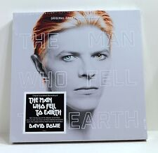 DAVID BOWIE The Man Who Fell To Earth VINYL 2xLP + 2xCD Sealed 48pg Book DELUXE