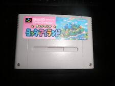 Super Nintendo SNES-Yoshis Island-CART-JAP