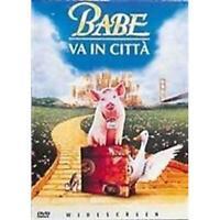 Babe Va In Citta' - DVD Ex-NoleggioO_ND003167