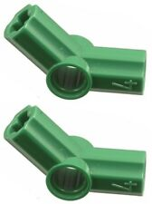 Missing Lego Brick 924 Green x 2 Technic Angle Connector No.4
