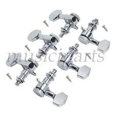 Locking Guitar Tuners Pegs Machine Heads Tuning Keys 3R3L Chrome