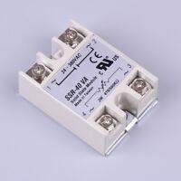 SSR relay 40VA resistance regulator single phase solid state relay SSR-40VA FD
