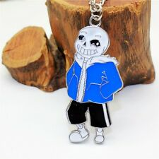key ring Fashion Pendant Undertale Sans Keychain metal