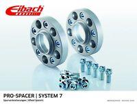 Eibach Spurverbreiterung 46mm System 7 Porsche Boxster inkl. S (986,09.96-12.04)