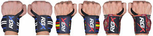 "Wrist Wraps Weightlifting, Powerlifting Wraps Crossfit Training 12"" 18"""