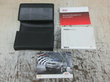 2015 Kia Rio MK3 1.1 Owners Manual & Wallet