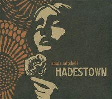 Hadestown [Digipak] by Anaïs Mitchell (CD, Mar-2010, Righteous Babe Records)