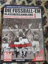 DVD EM Viertelfinale 1972 England -Deutschland TOP
