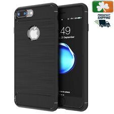 Brand NEW Rugged Armor Case For Apple iPhone 7 plus/8 plus Carbon Fiber Design