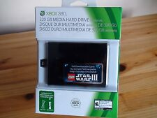 Microsoft 320GB Media Hard Drive (Internal)  for Xbox 360 Slim