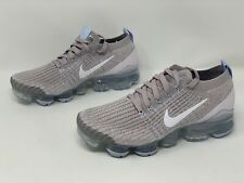 Nike Air Vapormax Flyknit 3 Gray Running Shoes, Size 6.5 CT1274-500 $200