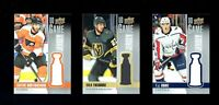 2019/20 UPPER DECK SERIES 1 HOCKEY GAME JERSEY CARDS  U-Pick From List