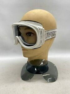 UVEX Ski Goggles With 2x Lenses Skiing Snowboard Army Surplus