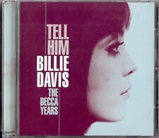 BILLIE DAVIS - TELL HIM BILLIE DAVIS THE DECCA YEARS   CD  2005 SPECTRUM  DECCA