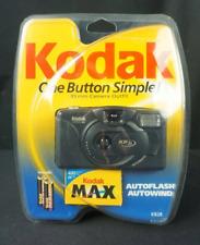 Vintage Kodak Kb28 Point And Shoot Camera 35mm Aspheric Lens Silver or Black