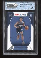 Anthony Edwards RC 2020-21 Hoops #216 Rookie GEM MINT 10