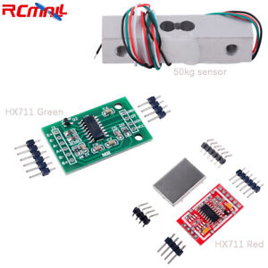 HX711 AD Module Load Cell Amplifier 50kg Weight Sensor Body Scale for Arduino