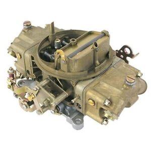 Holley 4776C 4150 Double Pumper 600 CFM 4 Barrel Carb, Manual Choke