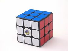 YuXin Little magic 3x3x3 Speed Contest Magic Cube Twist Puzzle Toys Black