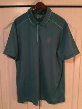 ⛳Nike Dri-FIT Tour Perf Golf Shirt -Teal -Mens Extra Large-XL -TPC Sawgrass🏌️