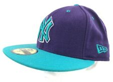 New York Yankees MLB Authentic New Era 59FIFTY Fitted Cap 5950 Hat Size 7 5/8