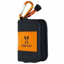 Presso Wallet C DAIWA Fly Fishing Spoon Lure Case Pouch Holder Size S Orange