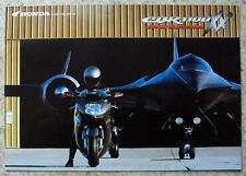 HONDA CBR 1100XX SUPER BLACKBIRD Motorcycle Sales Brochure 1997