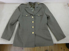 US ARMY WW2 WAC Damen Uniform Women Class A Service Jacket  Gr.38 (D)