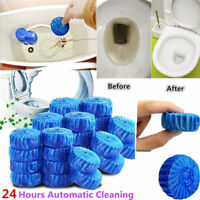 2019 Blue Bubble Toilet Bowl Cleaner  Remover Tablet Practical Cleaning Tools