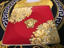 VERSACE ASH TRAY MEDUSA RED  ROSENTHAL NEW in BOX SALE