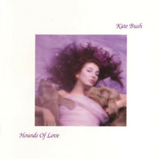 "1 CENT CD Kate Bush ‎– Hounds Of Love ""Running Up That Hill"""