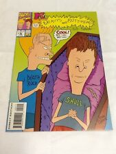 Beavis & But the-Head #2 Signed By Sharen & Herdling  (000462)  NM/M