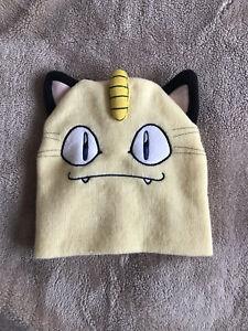 Pokemon - Meowth Hat - One Size