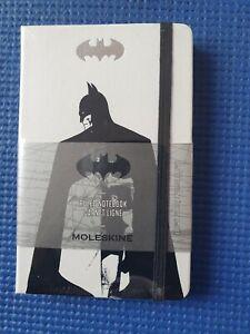 Moleskine Pocket Notebook Batman Limited Edition Ruled (14 x 9cm)