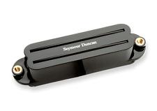 Seymour Duncan SCR-1b Carriles De Cool Strat Pastilla De Guitarra Negro
